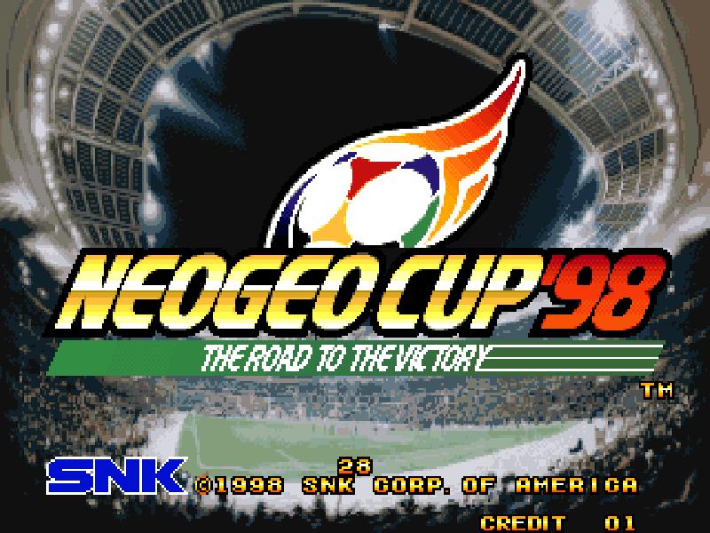 Neogeo Cup 98